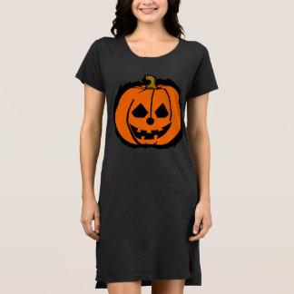 Women's halloween Apparel T-Shirt Dress