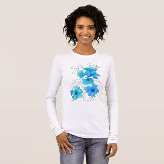 Women's Handpainted Long Sleeve T-Shirt