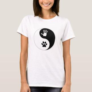Women's HandToPaw Template T-Shirt