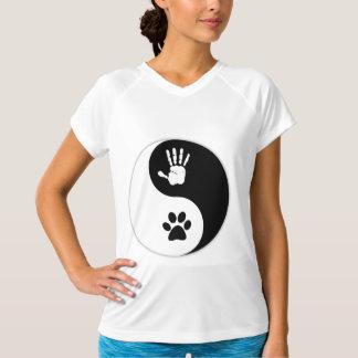 Women's HandToPaw Yin-Yang Moisture-Wick shirt