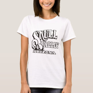 Women's Hanes ComfortSoft® T-Shirt-Skull Valley T-Shirt