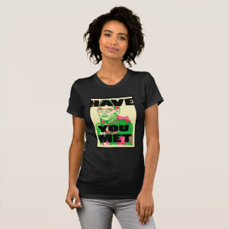 Women's Have You Met Travis T-SHIRT