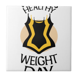 Women's Healthy Weight Day - Appreciation Day Tile