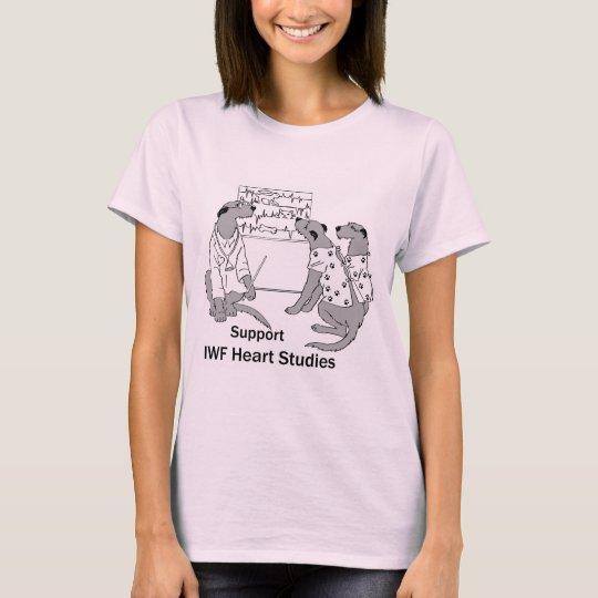 Women's Heart Study T-Shirt