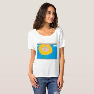 women's heavenly sunshine tshirt