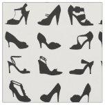Women's High Heel Shoes Fabric