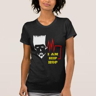 Women's Hip Hop  Apparel Crew Neck T-Shirt