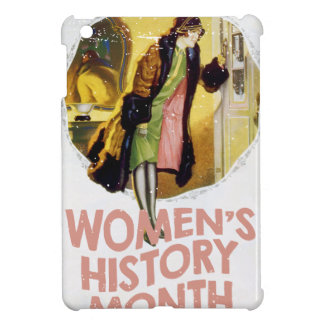 Women's History Month - Appreciation Day Case For The iPad Mini