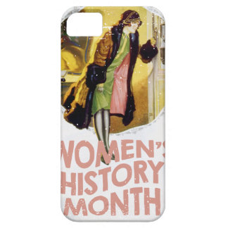 Women's History Month - Appreciation Day iPhone 5 Covers