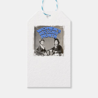 Women's History Month Gift Tags