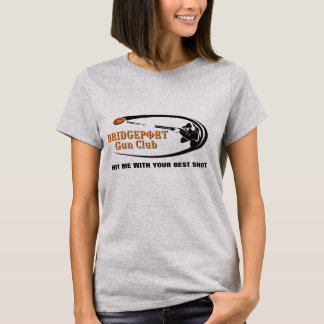 Women's Hit Me With Your Best Shot T-Shirt