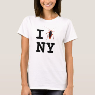 Women's I [cockroach] NY T-Shirt