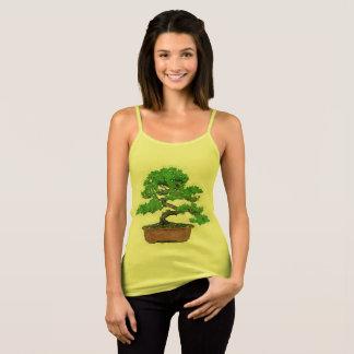 Women's Japanese Bonsai Tree Tank Top