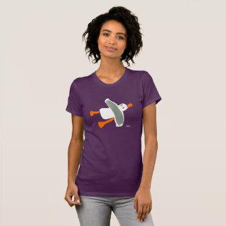 Womens - John Dyer Seagull T-Shirt