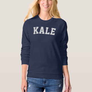 Women's Kale Sweatshirt