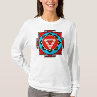 Women's Kali Yantra hoody