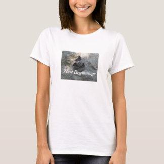 Womens Large Hanes Comfort T-Shirt