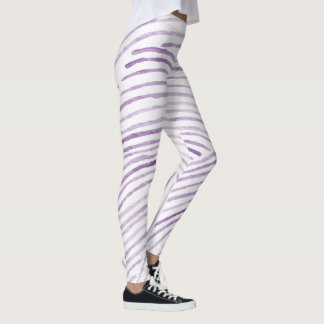 Womens Leggings | Carefree Watercolor