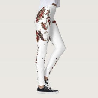 Women's Leggings Gem Art Fashion