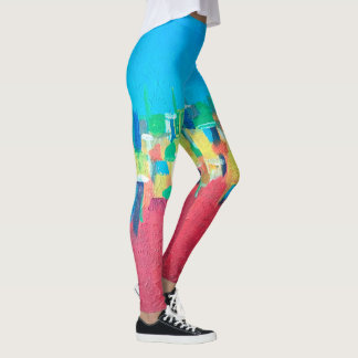women's leggins original print leggings