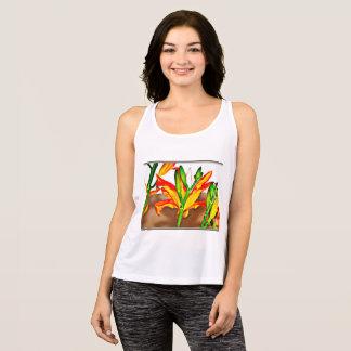 Women's Lilies Tank Top