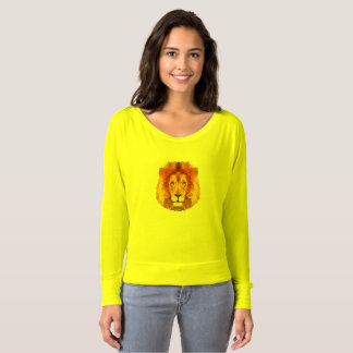 Women's Lion Shoulder Shirt