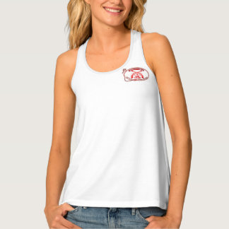 Women's Logo'd Racer Back T Shirt