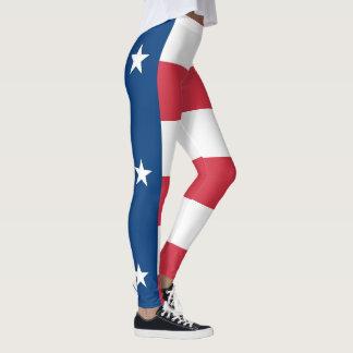 Women's Lone Star Custom Leggings