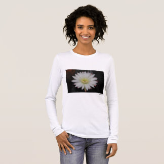 "Women's Long Sleeve ""Desert Bloom"" Tee Shirt"