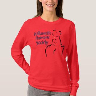 Women's Long Sleeve (no back decal) T-Shirt