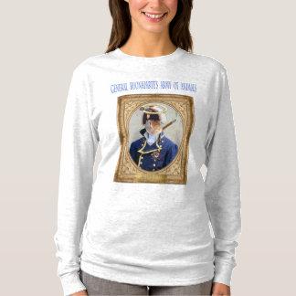 Women's long sleeved sweatshirt