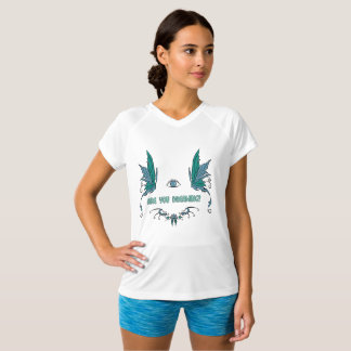 women's lucid dreaming active wear. T-Shirt