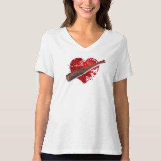 Women's Lucille Bat Shirt