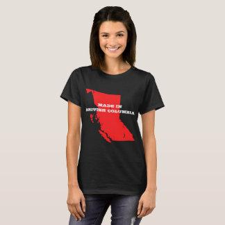 Women's Made in British Columbia T-Shirt