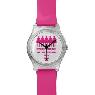 Women's  march 2017 wrist watch. wristwatches