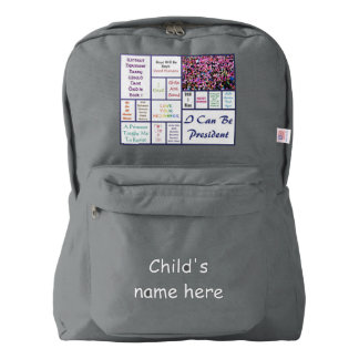 Women's March Backpack