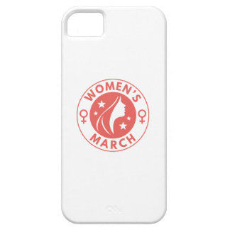 Women's March iPhone 5 Case