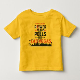 Women's March Las Vegas - Toddler Tee