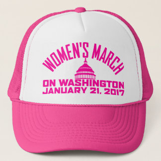 WOMENS MARCH ON WASHINGTON HAT