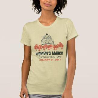 Women's March On Washington Solidarity T-Shirt