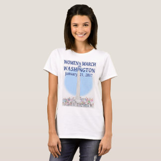 Women's March on Washington T-Shirt
