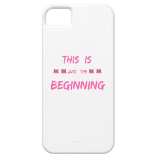 WOMEN'S MARCH  THIS IS JUST THE BEGINNING CASE FOR THE iPhone 5