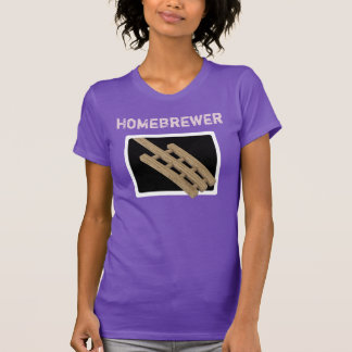 Women's Mash Paddle - Homebrewer Shirt