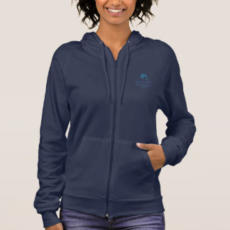 Women's MdDS Awareness Fleece Zip Hoodie
