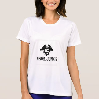 Women's Medal Junkie Sports T-shirt