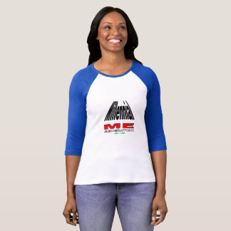 Women's Millennial 3/4 sleeve T-shirt