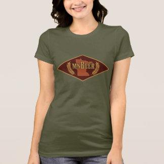 Women's MNBeer logo t-shirt