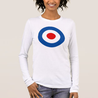 Women's Mod Roundel Long-Sleeved Tee