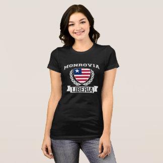 Women's Monrovia, Liberia T-Shirt