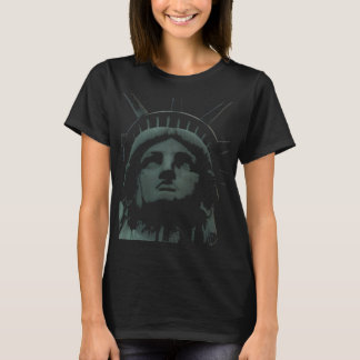 Women's New York Shirt Statue of Liberty T-shirt